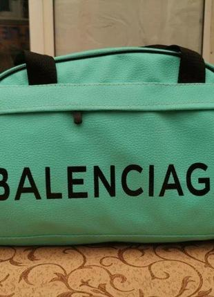 Спортивная сумка) хорошее качество!