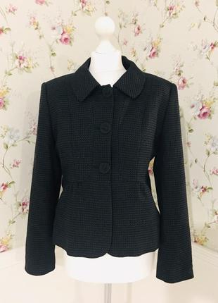 Стильный пиджак гусиная лапка