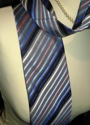 Богатый фирменный галстук-шикарное дополнение к образу