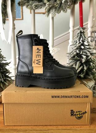 💖акция💖dr.martens jadon black, женские ботинки доктор мартинс ...