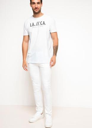 2-58 новая мужская футболка defacto размер м известный турецки...