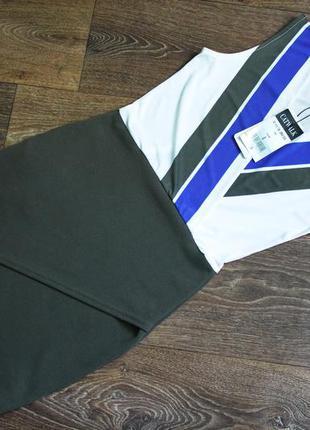 Платье с v-образным вырезом 2 в 1 от catwalk