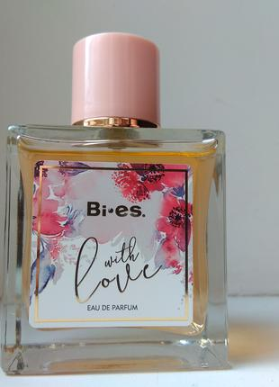 Парфумована вода Bi-es with love 100 ml Poland