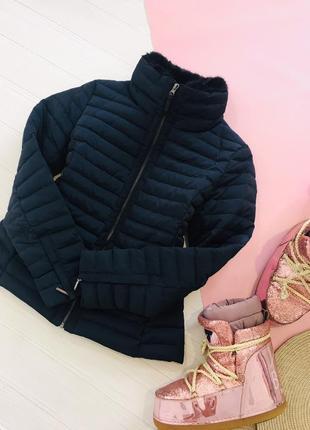 Jasper conran шикарный пуховик куртка оригинал