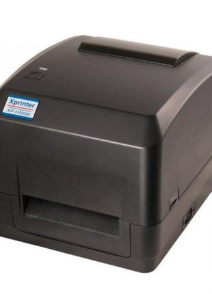 Термотрансферный принтер этикеток Xprinter XP-500 110мм Новая поч