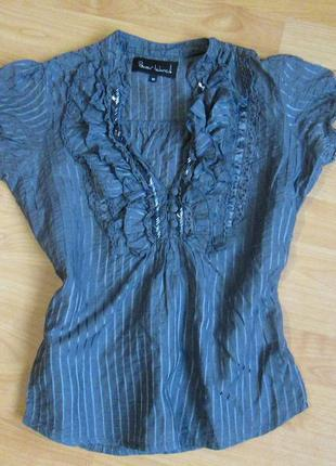 Блузка, рубашка river island размер 10