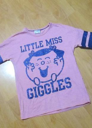 Кофта little miss на 9-10 лет