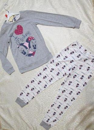 Пижама на 9-10 лет ovs, disney, микки маус