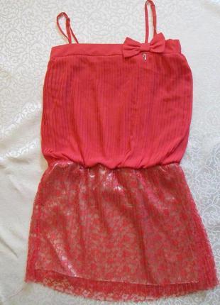 Платье, сарафан rina scimento плиссировка