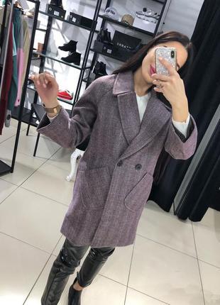 Актуальное кашемировое пальто