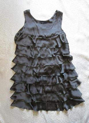 Платье, сарафан, воланы fransa
