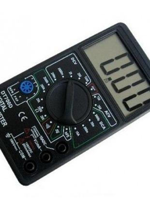 Цифровой мультиметр (тестер) DT700D
