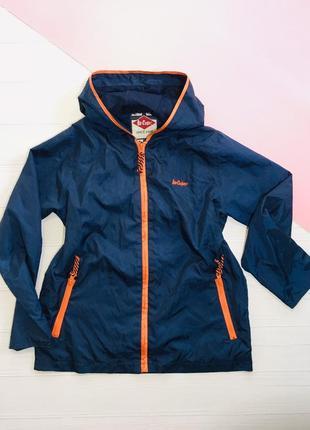 Демисезонная куртка ветровка lee cooper