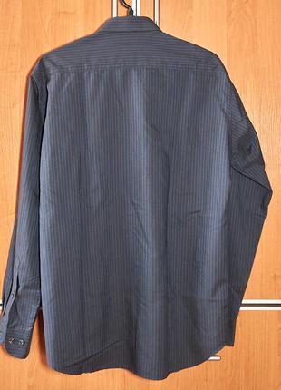Чоловіча темна сорочка від renato cavalli