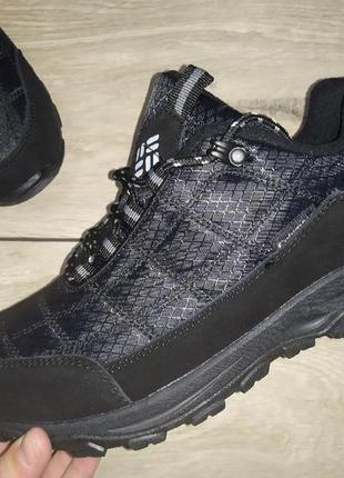 Термо кроссовки ботинки мужские columbia waterproof деми