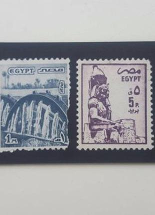 Продам старые марки Египта.