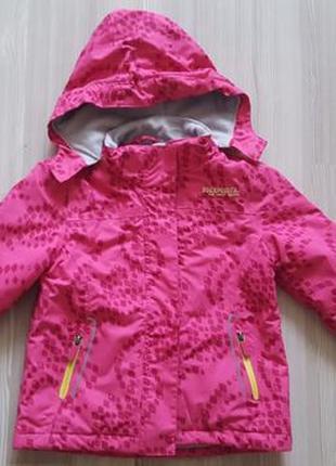 Фірмова стильна демісезонна куртка, розм.122