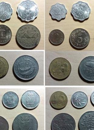 Продам монети Мальты
