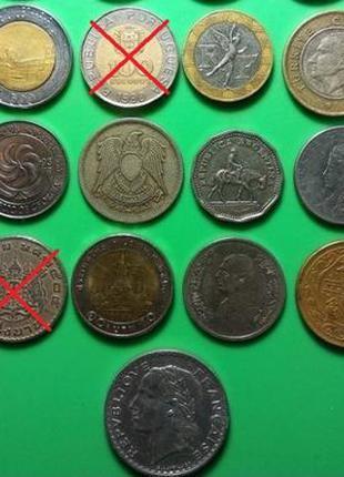 Продам подборку монет.