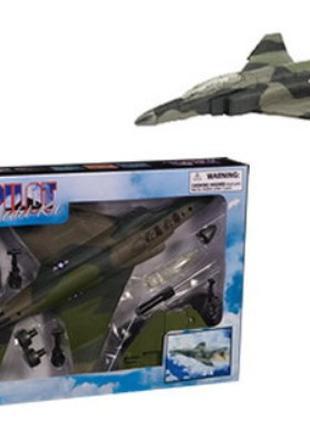 Самолет игрушечный пластиковый, сборная модель, 21317, для дет...