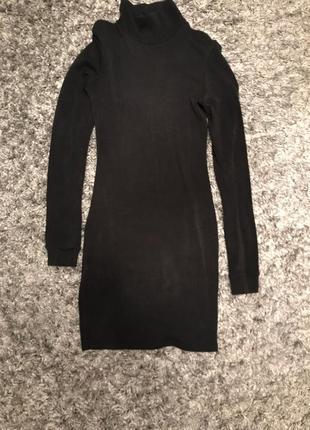 Ангоровое платье чехол