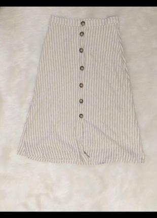 Очень крутая юбка stradivarius