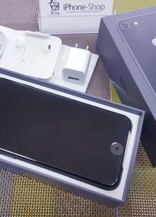 Снижение цен! NEW.! Apple iPhone 8 64Gb. Space Gray ( neverlock )