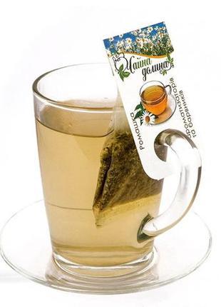 Чай травяной Чайная Долина (100 шт) ромашка