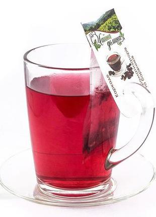 Чай травяной Чайная Долина (100 шт) каркаде