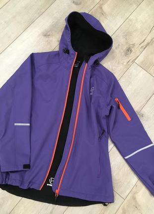 Спортивная куртка утеплённая флисом navigate sport