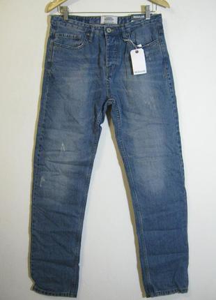 Демисезонные джинсы springfield новые арт.570 + 2000 позиций м...