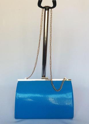 Суперцена. стильная сумка клатч. новая