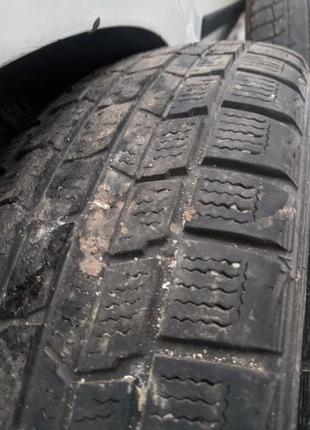 Зимняя резина/шины Dunlop Graspic DS3 195/60 R15