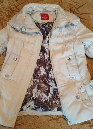 Куртка зимняя демисезонная
