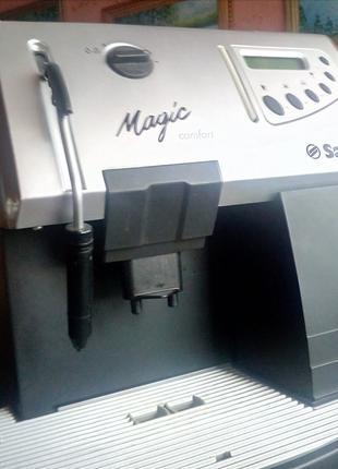 Кофеварка, кавоварка Saeco Magic comfort