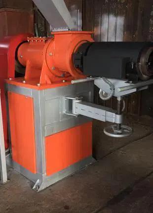 Оборудование, пресс для изготовления топливных брикетов