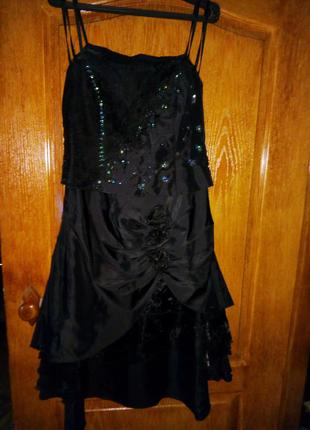 Нарядное платье 50-54р