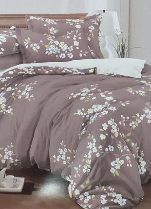 Комплект постельного белья. евро. сатин
