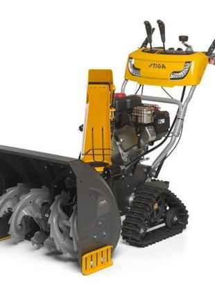 Снігоприбирач бензиновий STIGA WS 300, 6.2 кВт, захват 66 см, ...