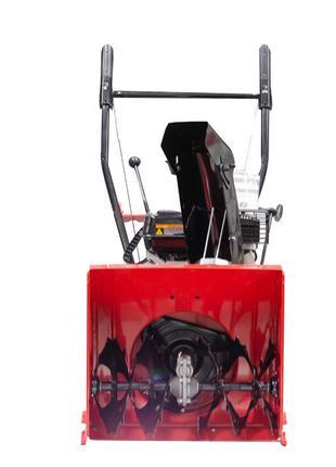 Снегоуборщик бензиновый, с приводом на колеса, 5 скоростей + 2...