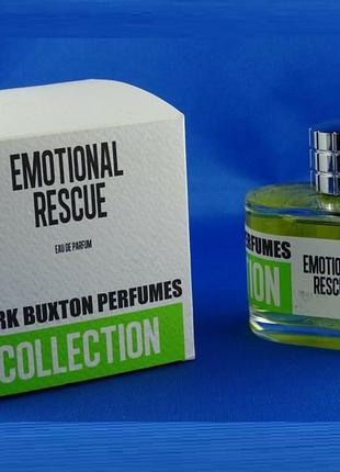Emotional rescue mark buxton