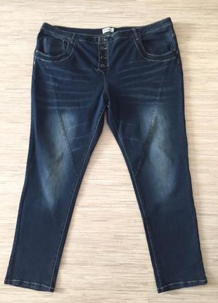 Стильные джинсы скини большого размера (нем 52, укр 58-60) от ...