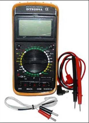 Цифровой мультиметр DT-9208 A/N UT (DT-9208 A/N UT)