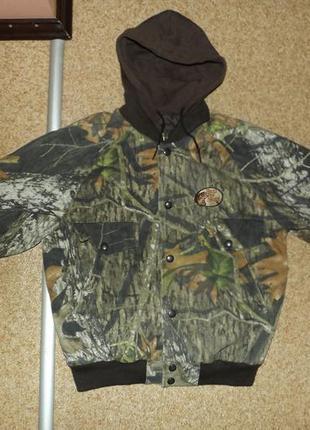 Подростковая охотничья куртка redhead