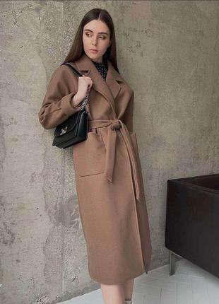 Пальто 3 цвета