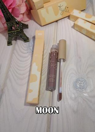 Moon помада матовая кремовая серия send me more nude matte