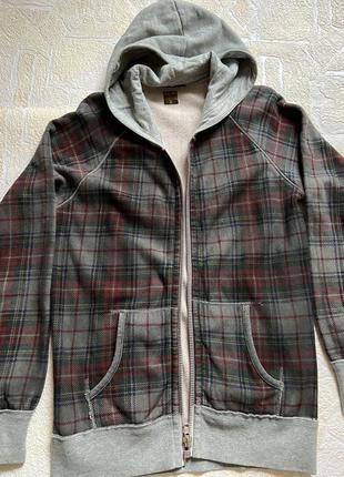 Толстовка кофта мужская с капюшоном xl