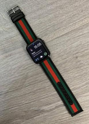 Ремешок для apple watch gucci band 42/44