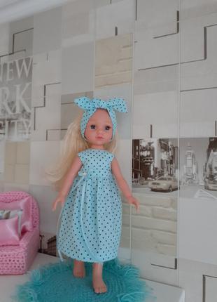 Одежда для кукол Паола Рейна. 25 см.