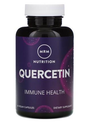 MRM, Nutrition, кверцетин, 60 веганских капсул
